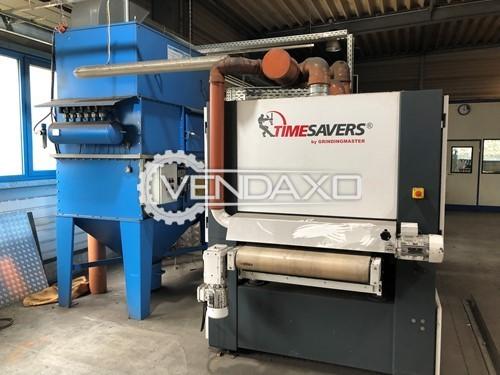 Timesaver 42-Series-900-WRW-LEAN Belt Grinder - Working width max. 1,000 mm