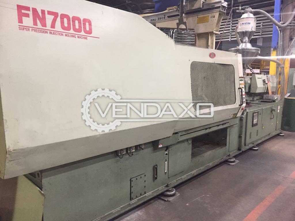 Nissei FN-7000 Injection Molding Machine - 400 Ton