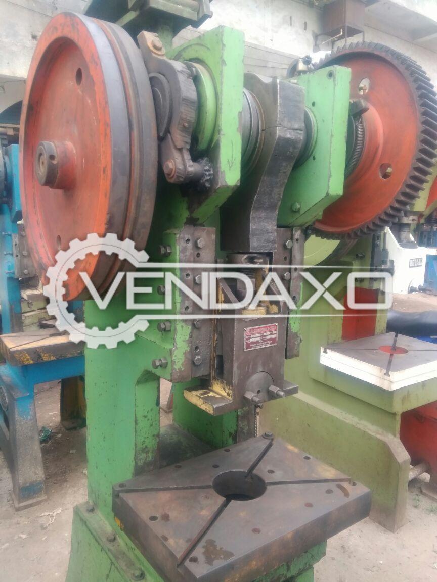 C type power press 2  30 ton