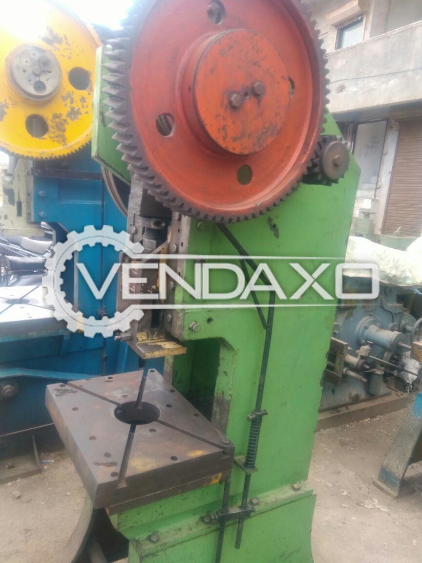C type power press 3  30 ton