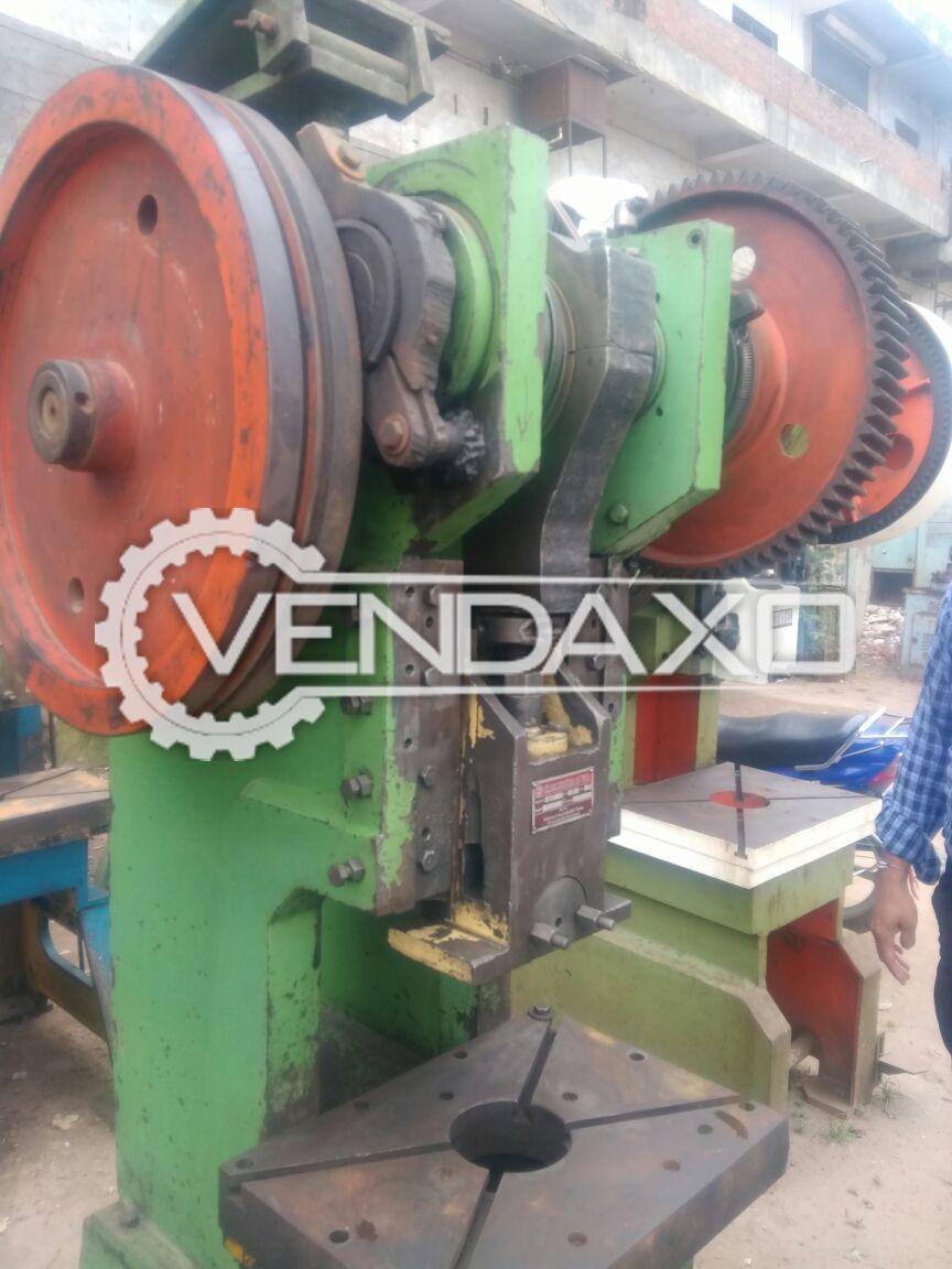 C type power press 4  30 ton