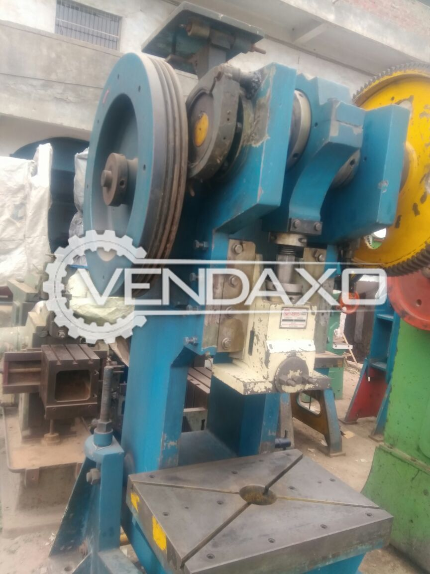 C Type Power Press 50 Ton