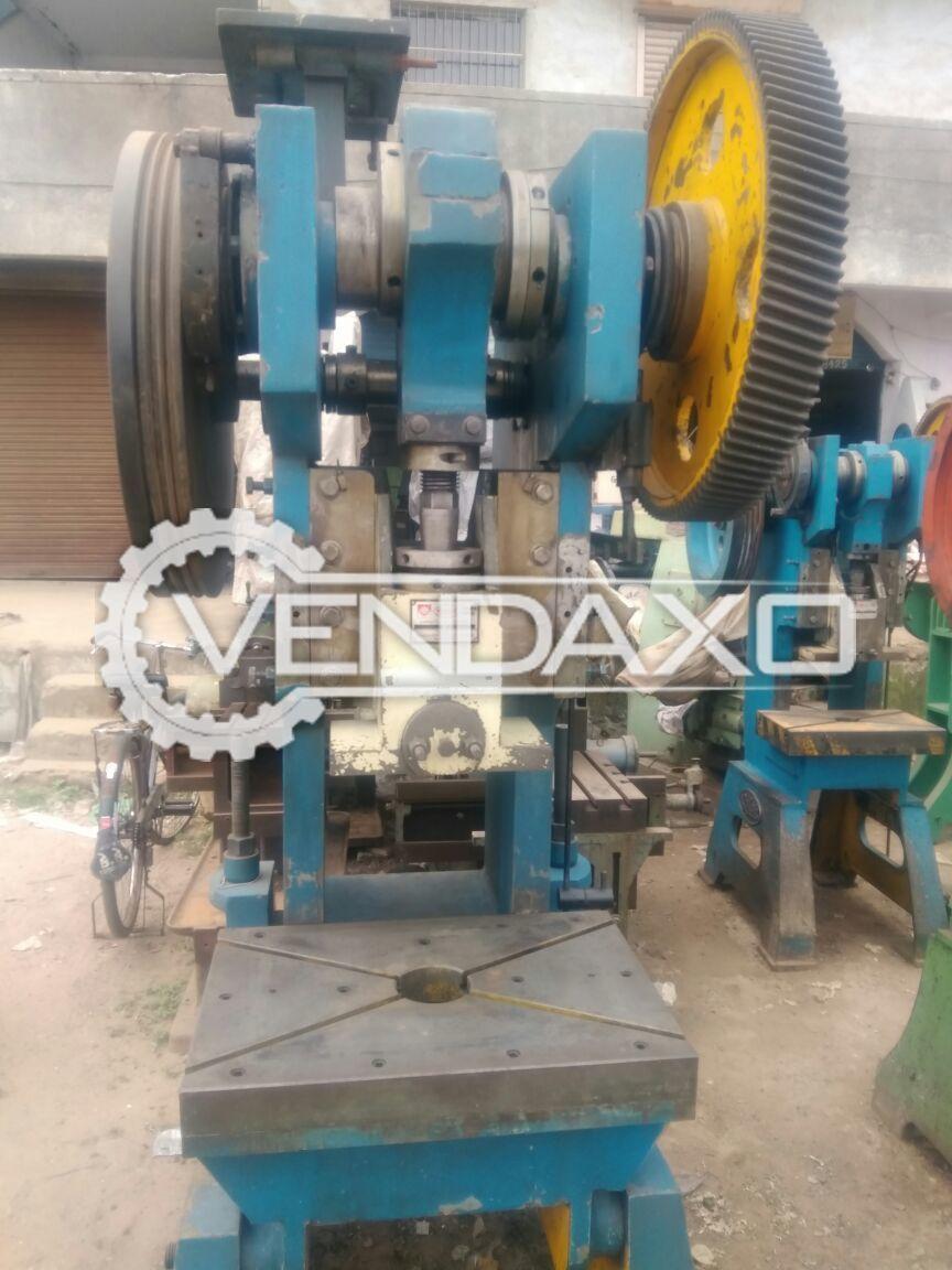C type power press 50 ton 2