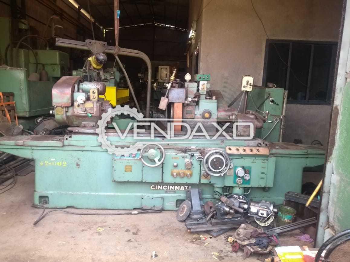 CINCINNATI Universal Cylindrical Grinding machine  - Dia. 600 mm
