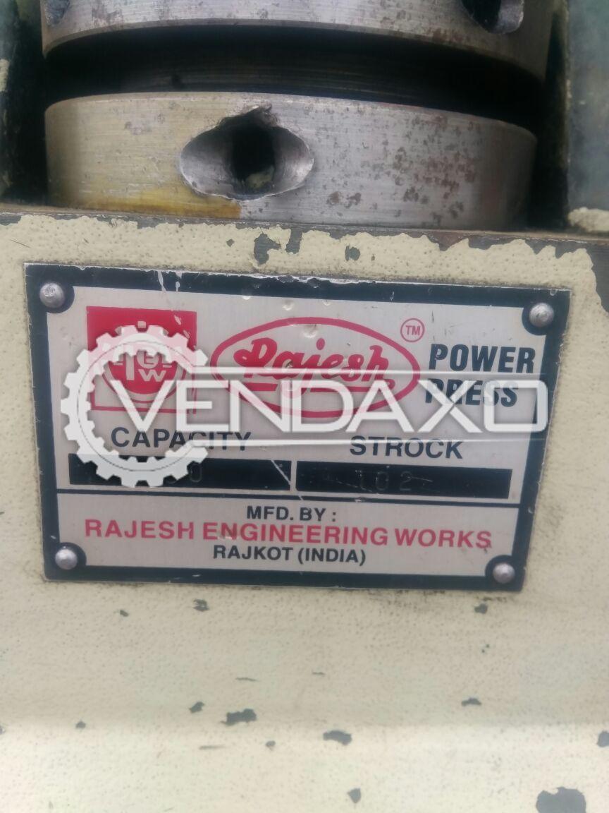 C type power press 50 ton 4
