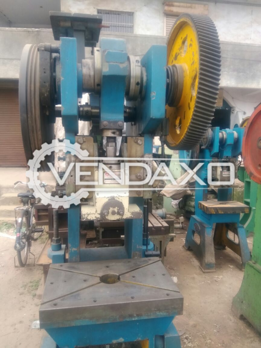 C type power press 50 ton 5