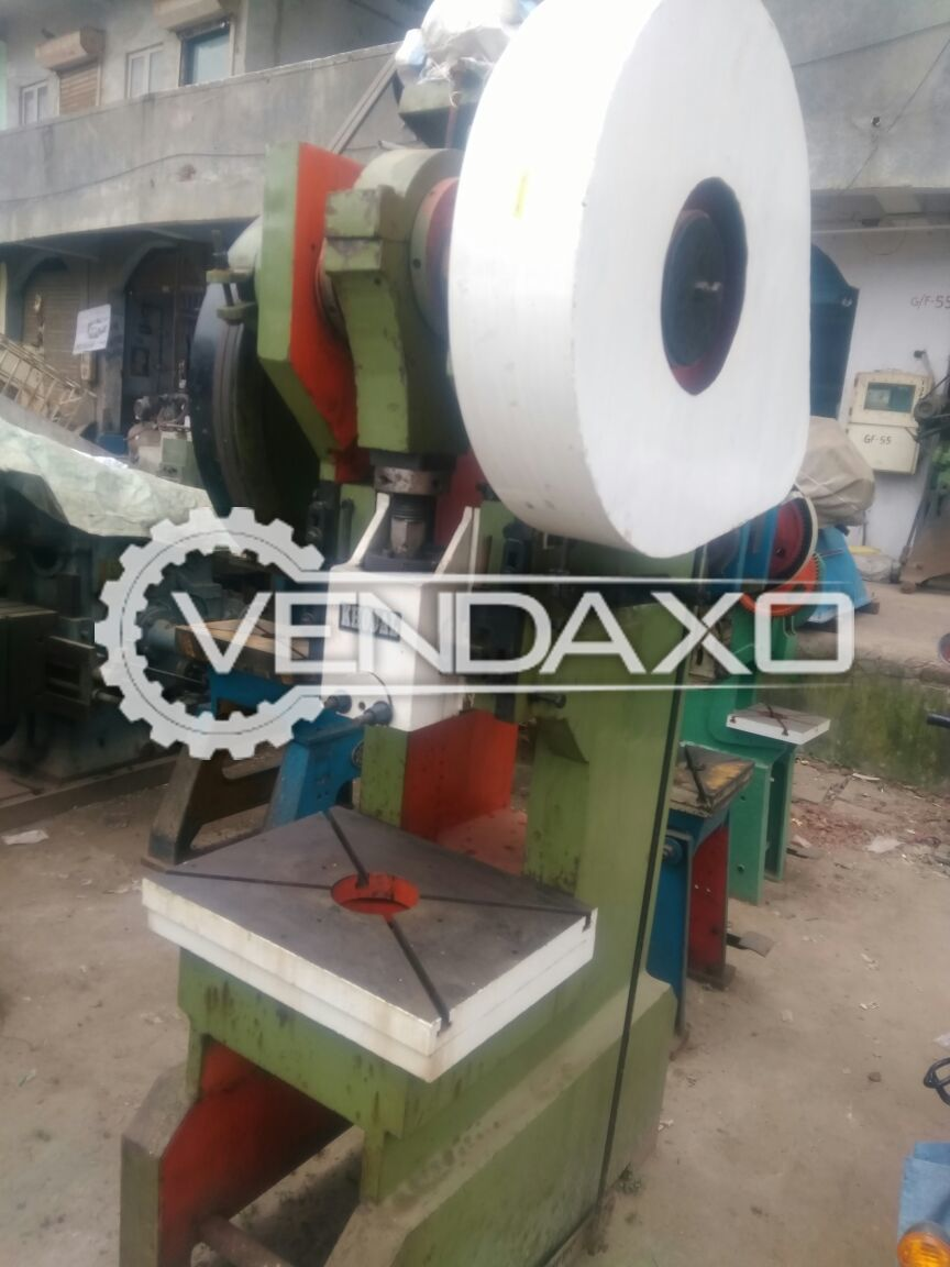 C type power press  50 ton 1