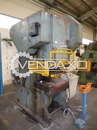 Wmw  power press  63 ton