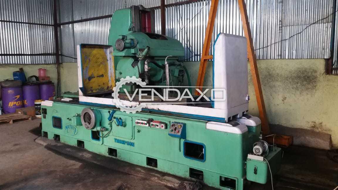 MATRIX Surface Grinding Machine - 1550 X 410 mm