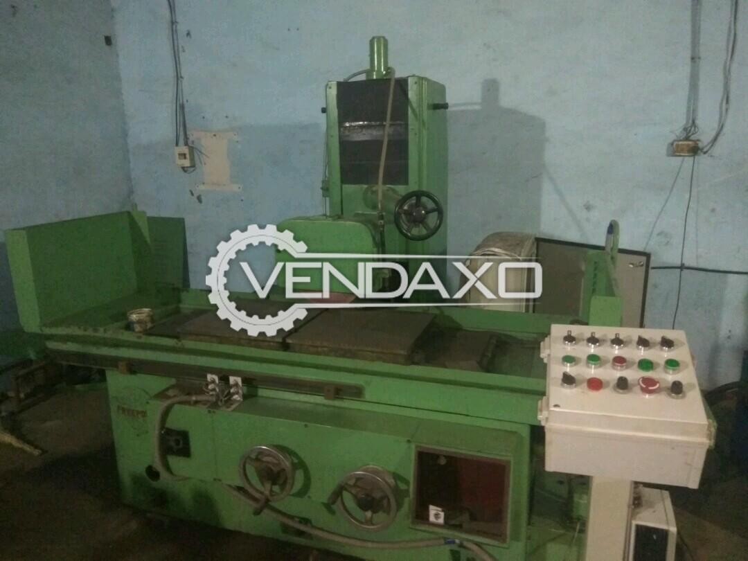 Freeport Surface Grinding Machine - 1000 x 500 mm