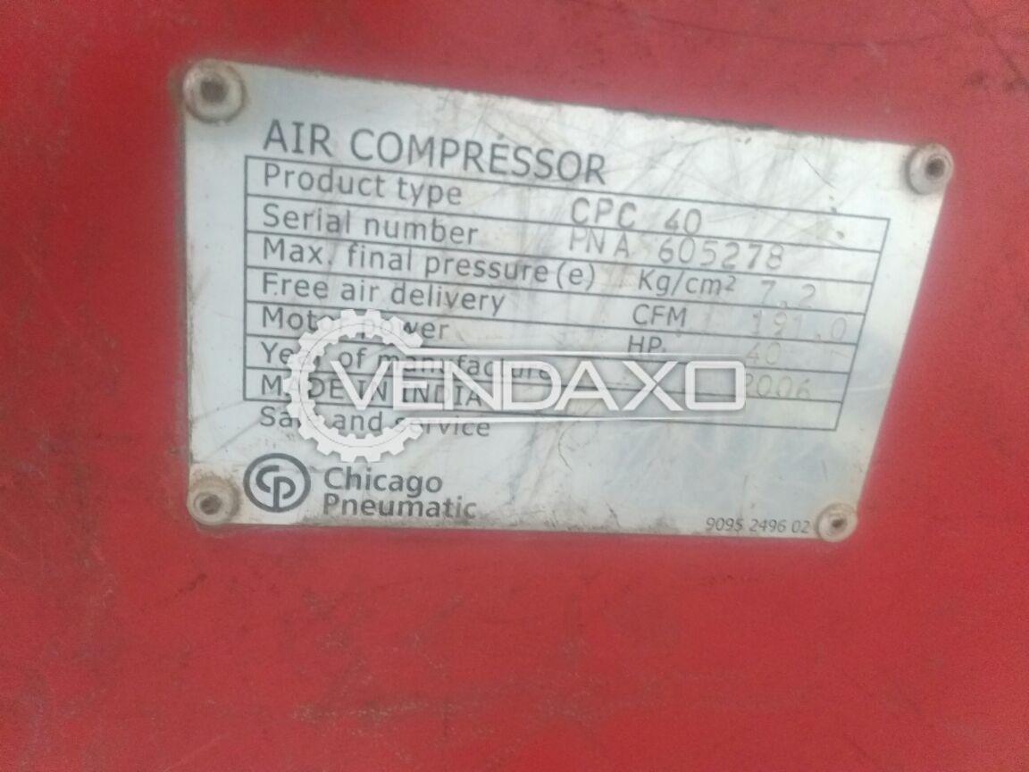 Screw compressor 40 hp 3