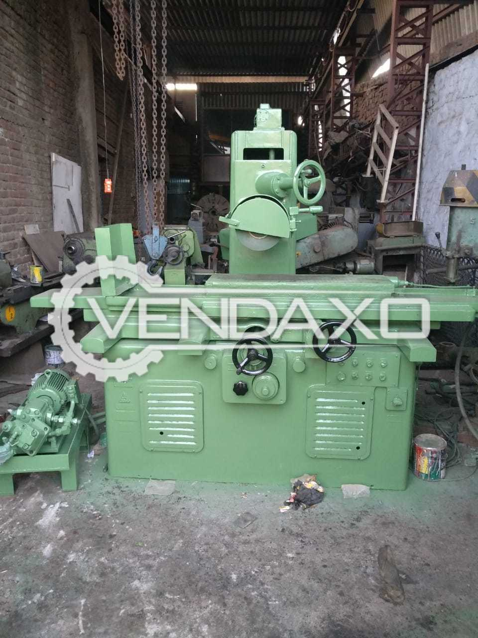 TOS Surface Grinding Machine - 1000 x 300 mm
