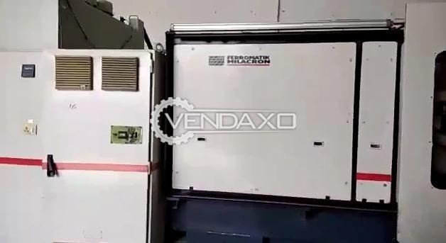 Ferromatik Milacron Injection Moulding Machine - 550 Ton, 2000 Model