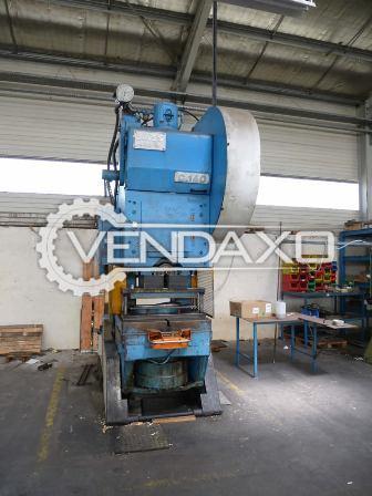 Bliss 140 c power press 140 ton 2