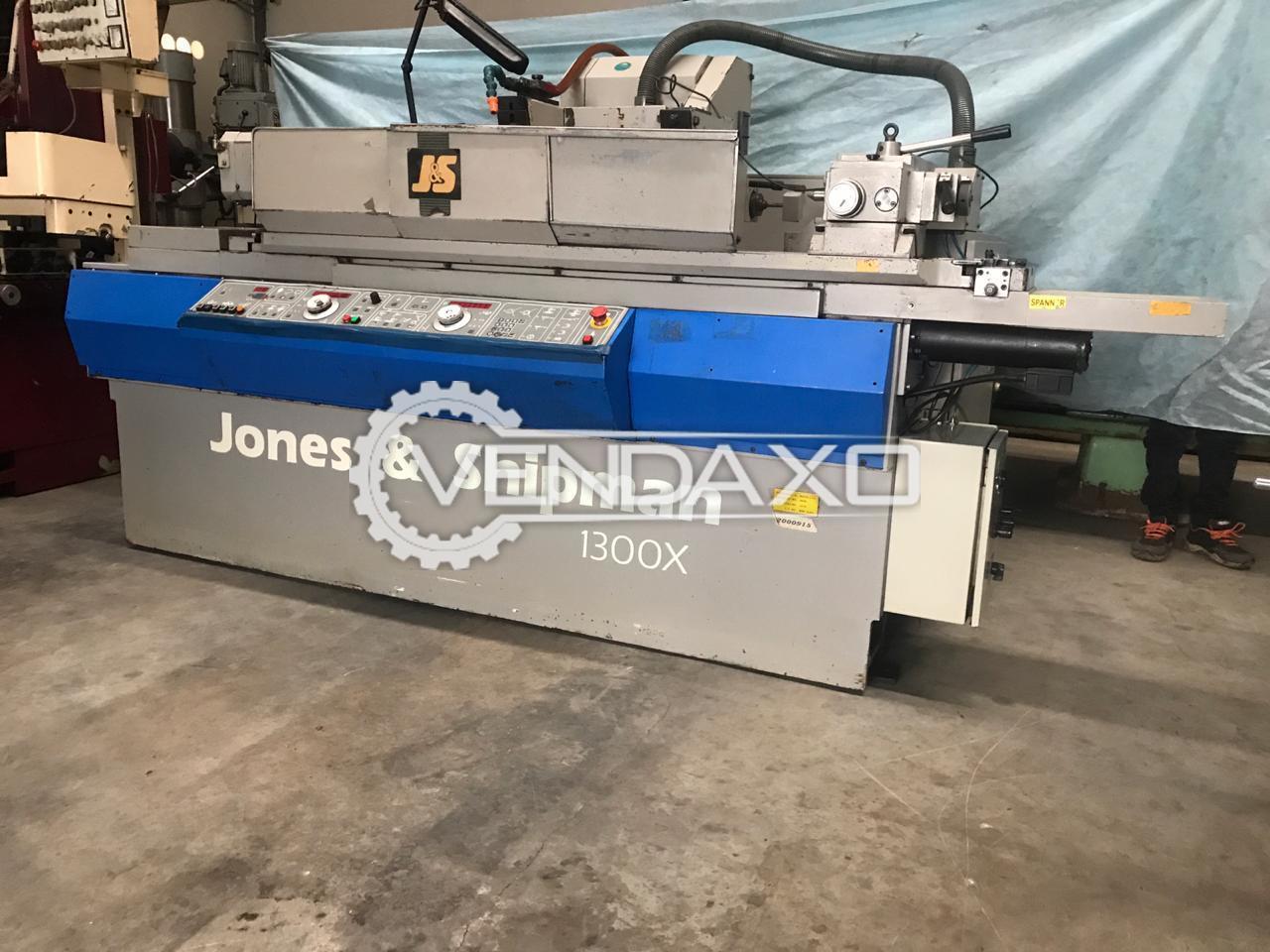 Jones & Shipman Cylindrical Grinding Machine - wheel Dia. 350 mm