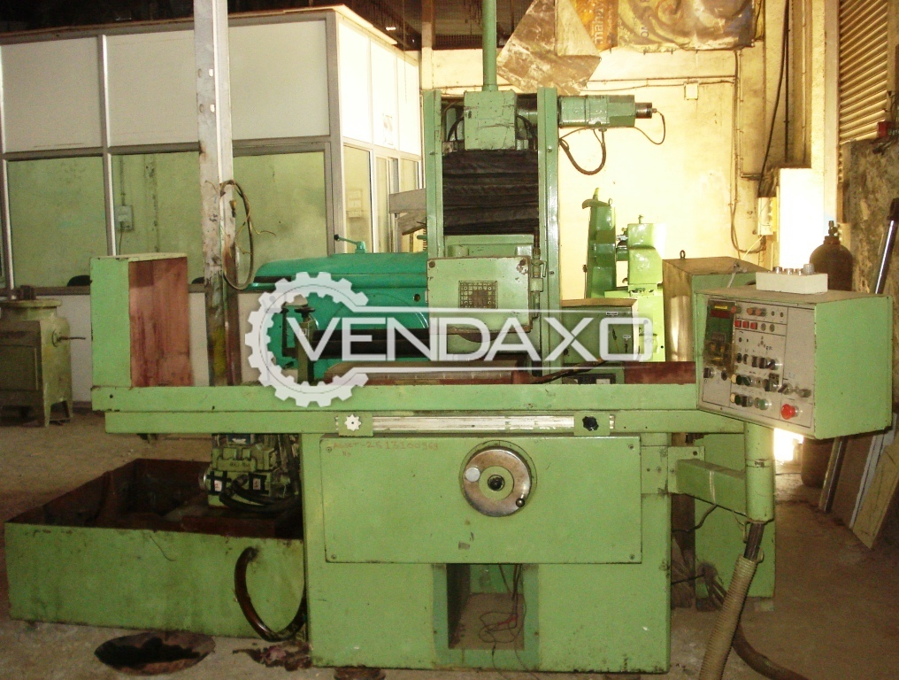 ELB Automatic Hydraulic Surface Grinding Machine - 600 x 300 mm