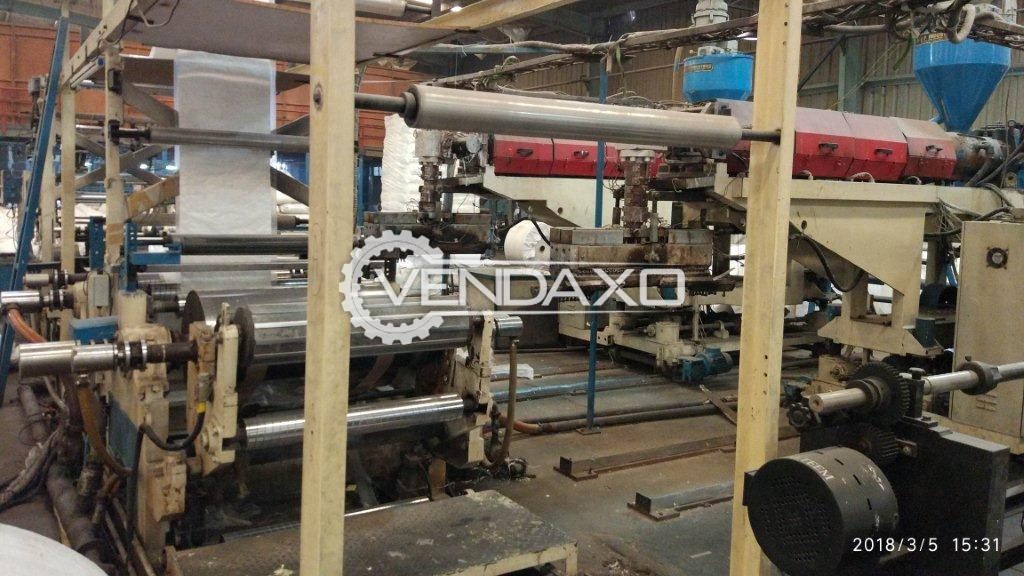 Available For Sale Humidity Chamber, Tarp Sealing, Eyelet, Printing, Lamination Plant
