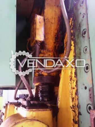 Erfurt  pee 160 power press 160 ton 4