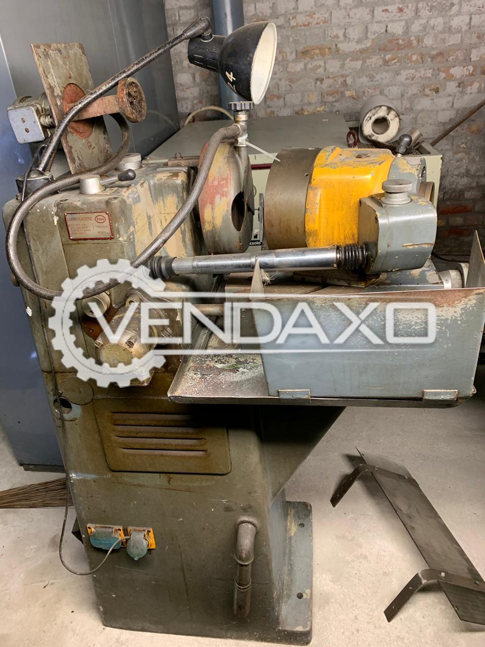 Breda AFP50 Drill Grinding Machine - Grinding wheel speed - 2800 RPM