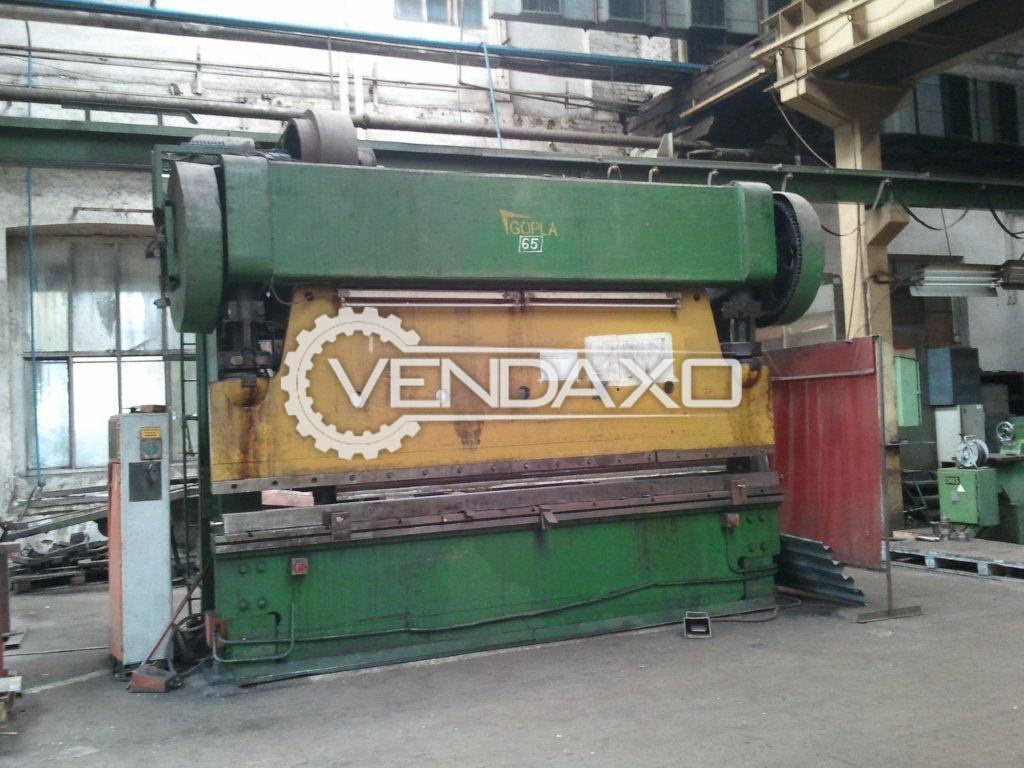 Weingarten Press Brakes 200 Ton