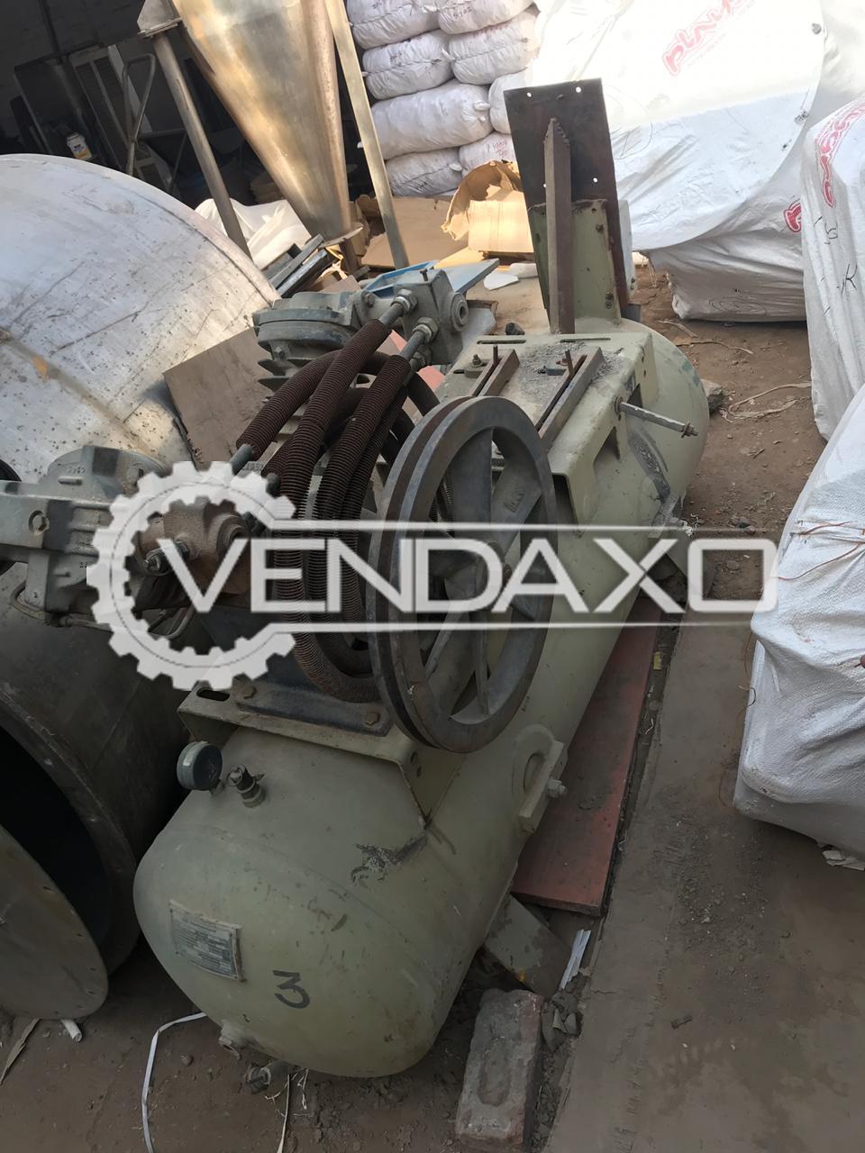 Ingersoll Rand Air Compressor -  300 Liter, 10 HP