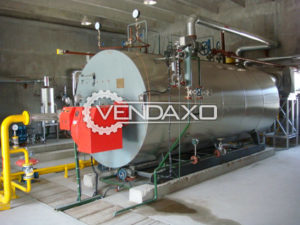 2 Set OF IAEC Steam Boiler - 8 TPH