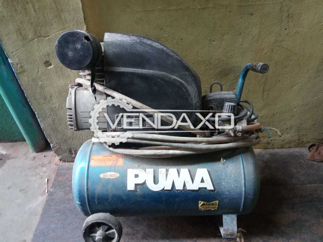 Daewoo Puma Air Compressor -  2 HP
