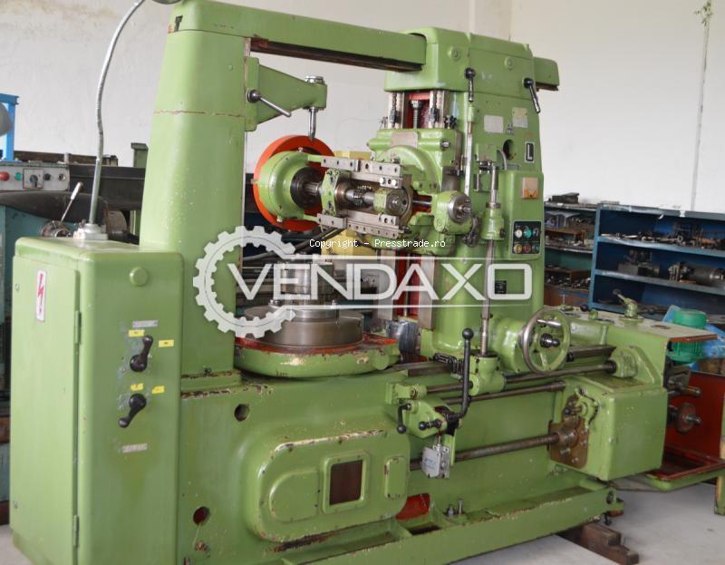TOS FO 6  Gear Hobbing Machine - Max. Dia. 800 mm