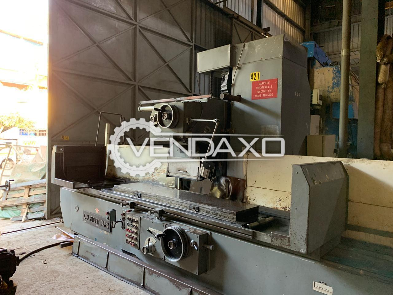 Camut Surface Grinding Machine - 2000mm x 600mm