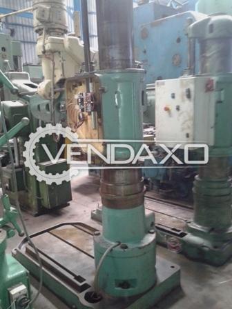 GSP Radial Drill Machine 40 mm