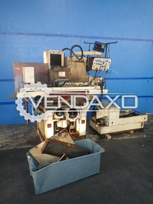 Chevalier FSG-120AD Surface Grinding Machine - Size 250 x 500 mm