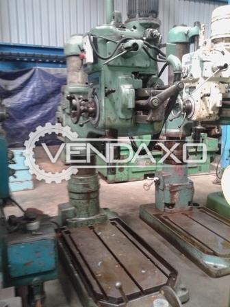 Gsp radial drill machine 40 mm 4