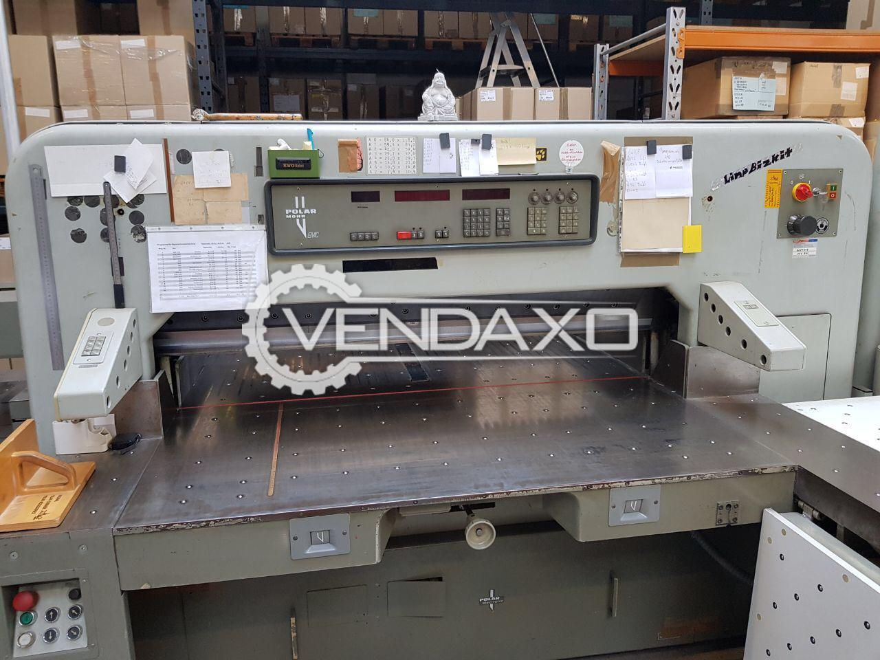 Polar 115 EM Paper Cutting Machine - Size - 61 Inch