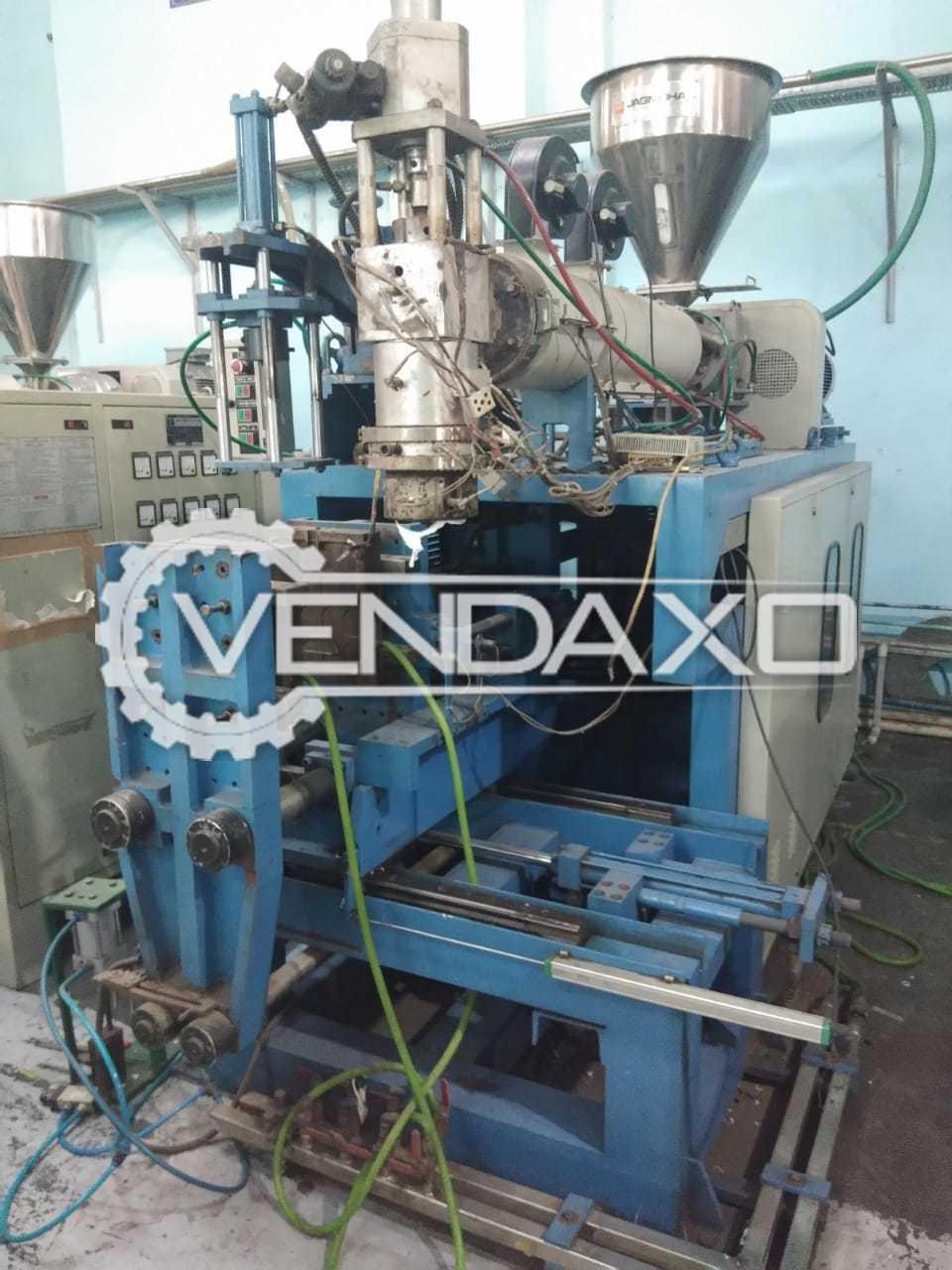 Jagmohan Blow Moulding Machine - 5 Liter