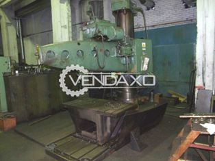 Csepel rfh 75 radial drill machine  2