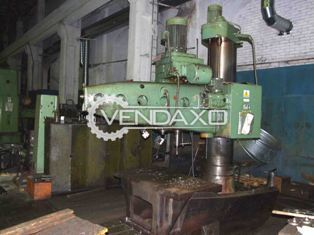 Csepel rfh 75 radial drill machine 3