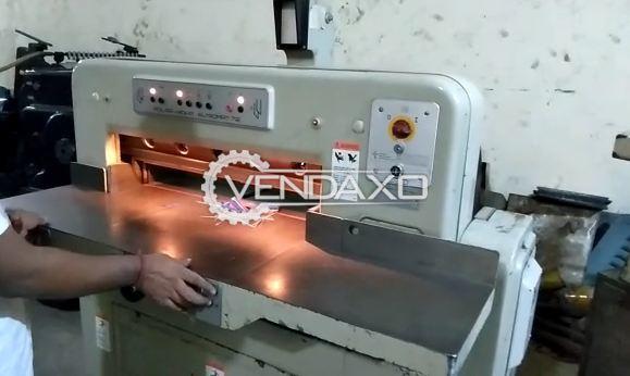 Polar 72 CE Paper Cutting Machine - Size - 28 Inch