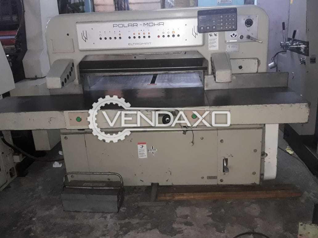 Polar 92CE Paper Cutting Machine - Size - 36 Inch