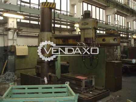 MAS VR-8 Radial Drill Machine 80 mm