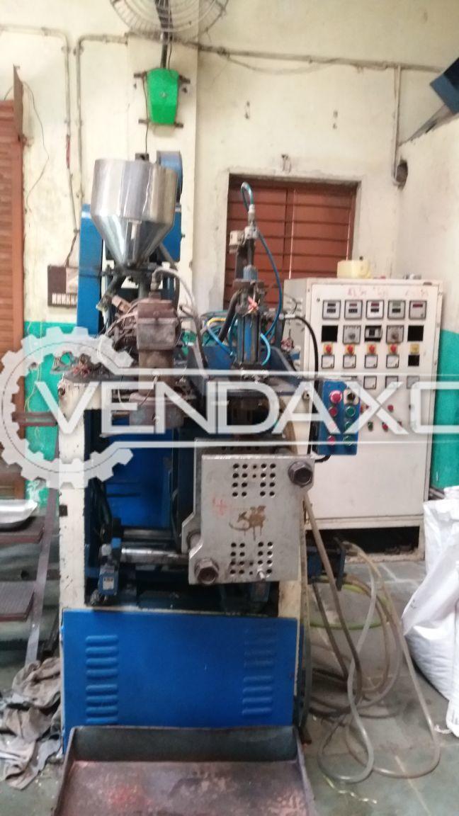 3 Set Of Blow Moulding Machines - 300 ML & 1 Liter