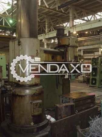 Mas vr 8 radial drill machine 80 mm 3