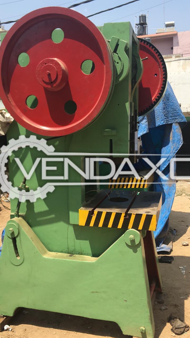 FIC Make Power Press Machine - 75 Ton