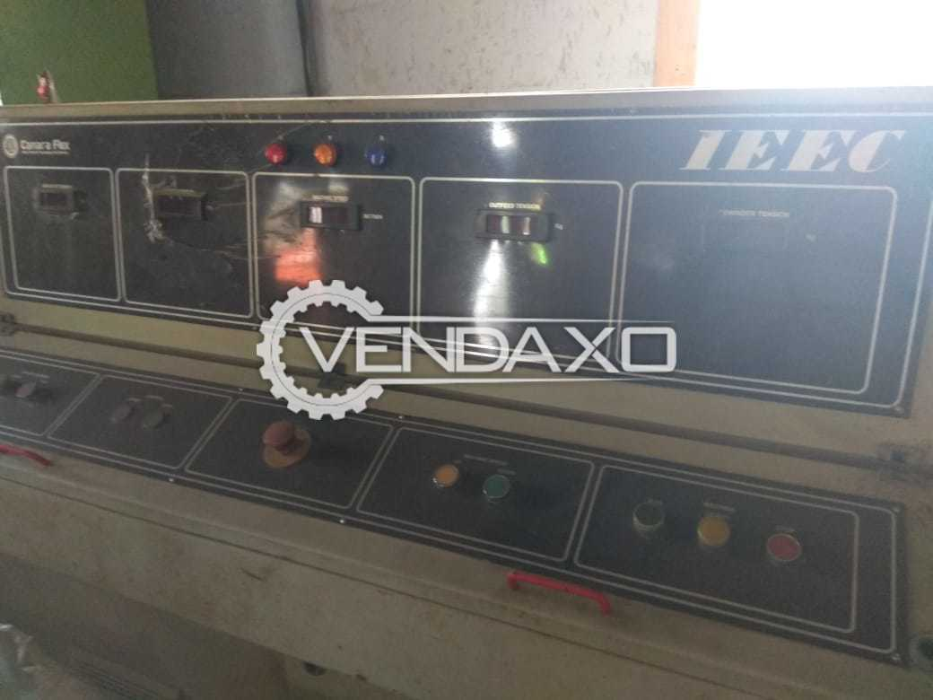 Available For Sale Canara Flex Rotogravure Printing Machine - 8 Color