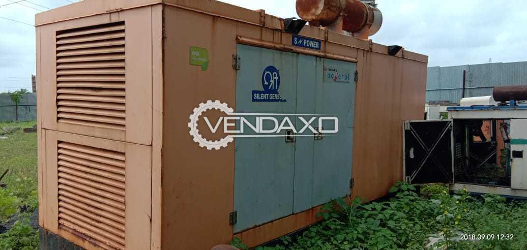 Mahindra Diesel Generator - 320 kVA