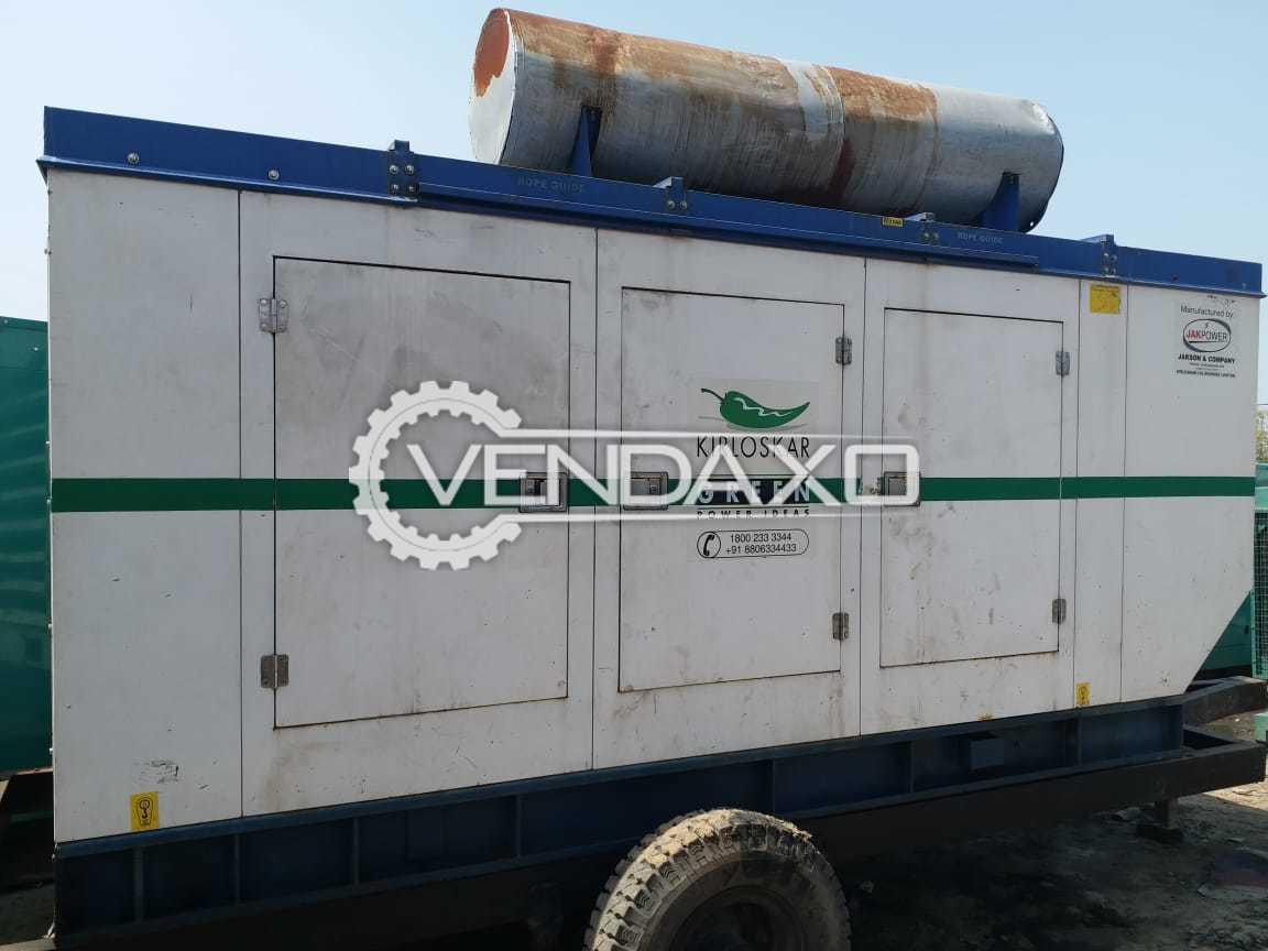 Kirloskar Diesel Generator - 220 kVA