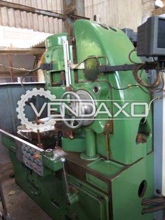 Blanchard 18 rotary grinding machine