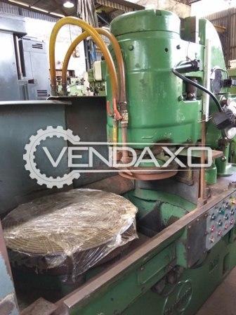 Blanchard 18 rotary grinding machine 3