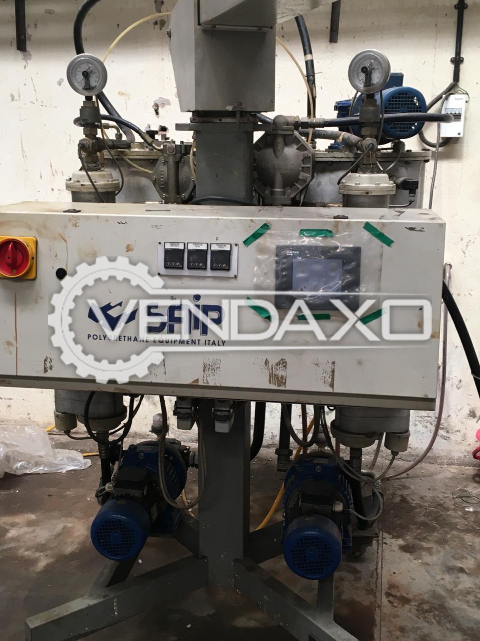 SAIP SE 60 Low Pressure Unit - 60 Kg