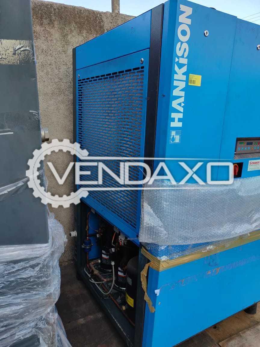 Atlas Copco GA 90 VSD Air Compressor - 90 kW