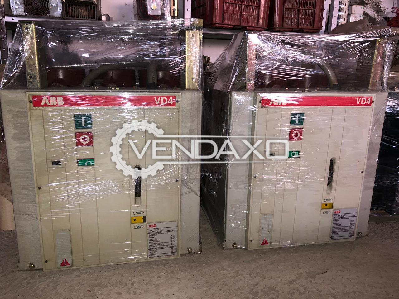 ABB VBF Vacuum Circuit Breaker - 35 KV